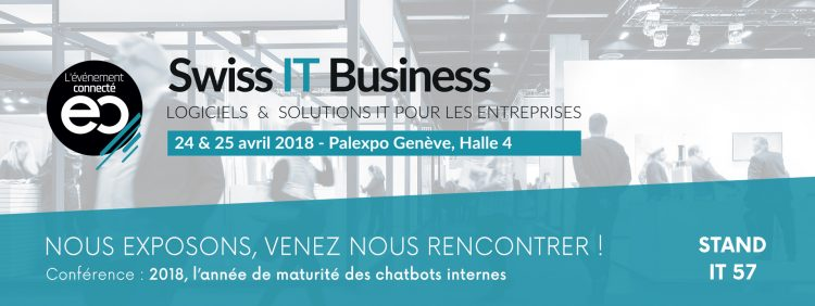Salon Swiss IT Business