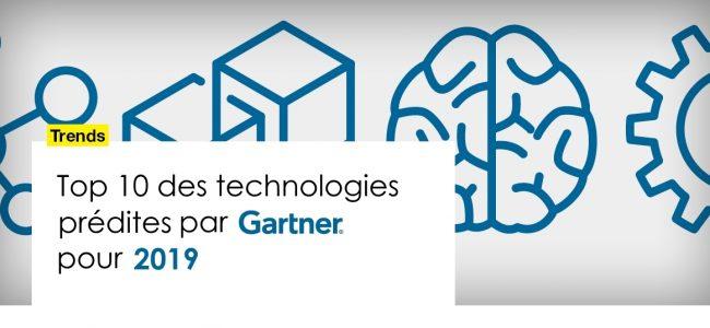 """Résultat de recherche d'images pour """"technologiques, Gartner 2019"""""""