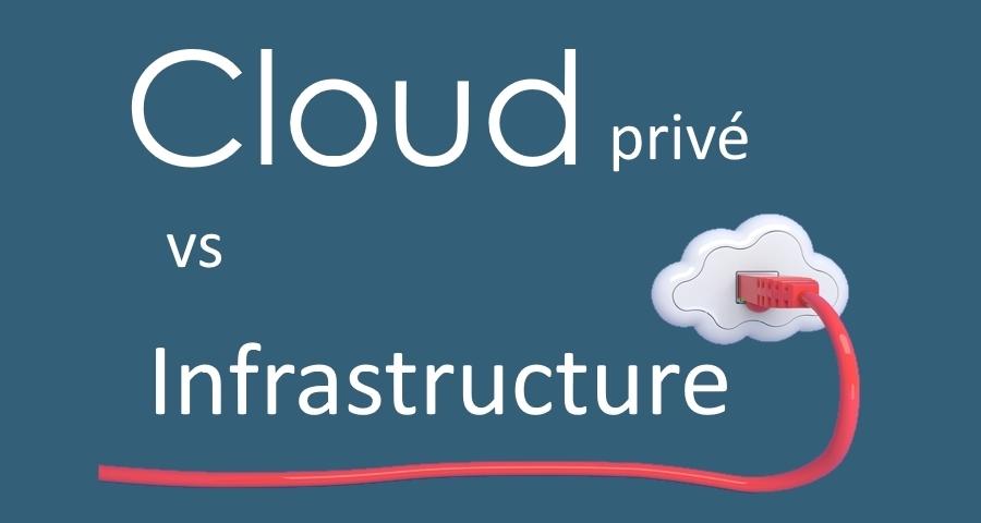 cloud prive public hybride infrastructure